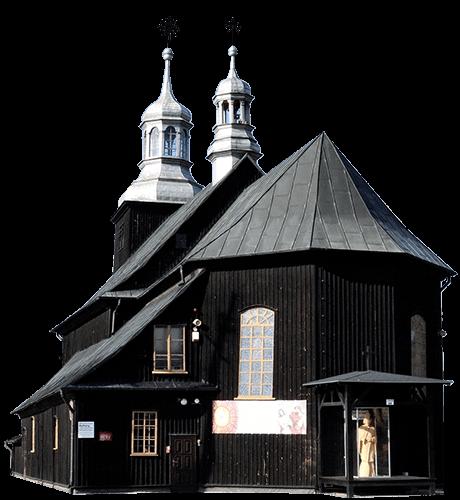 Kościół Sanktuarium Św. Wojciecha BM w Cieszęcinie